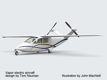 electric-aircraft-vapor-illustration