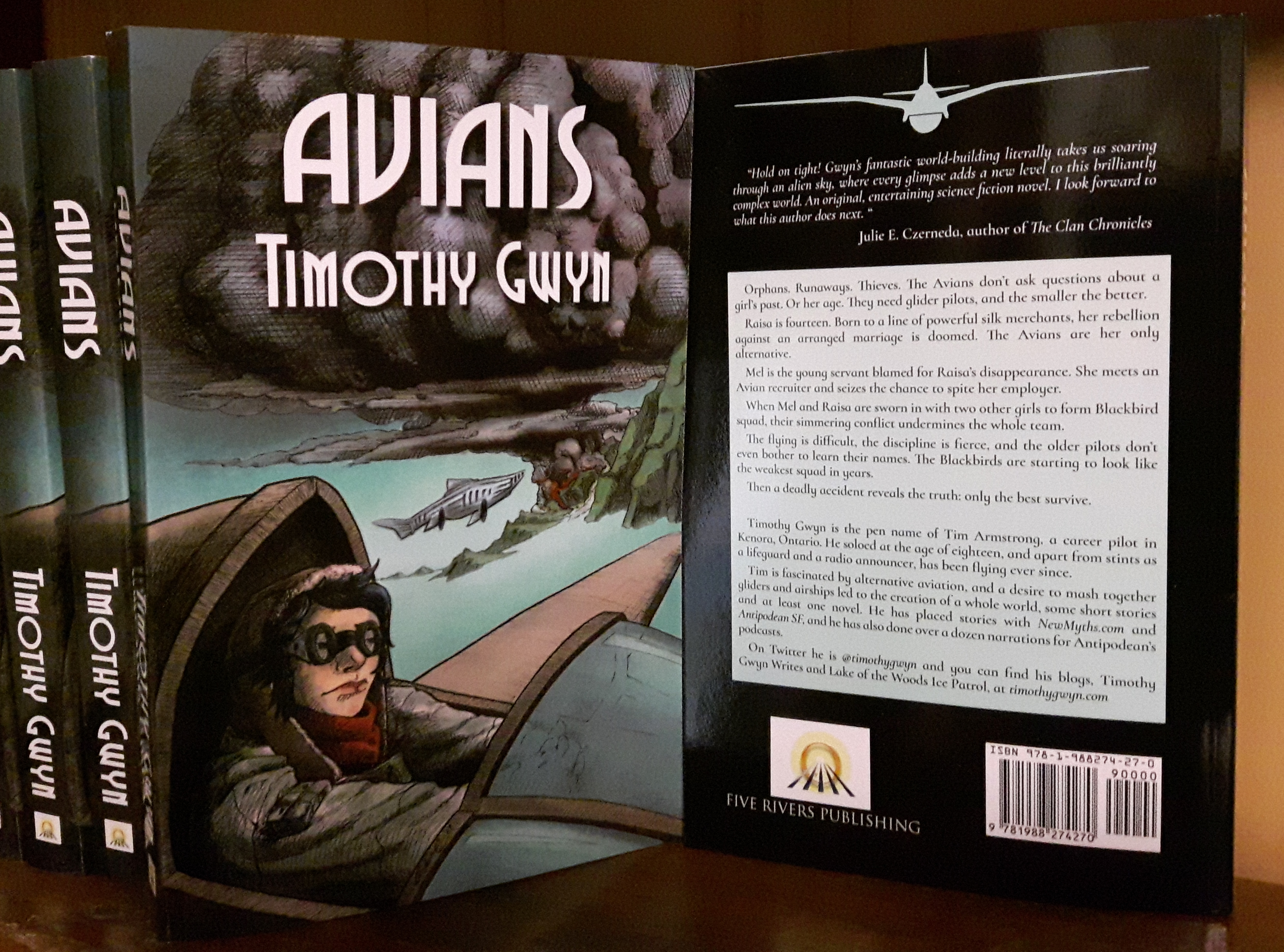 AVIANS First Edition Cover